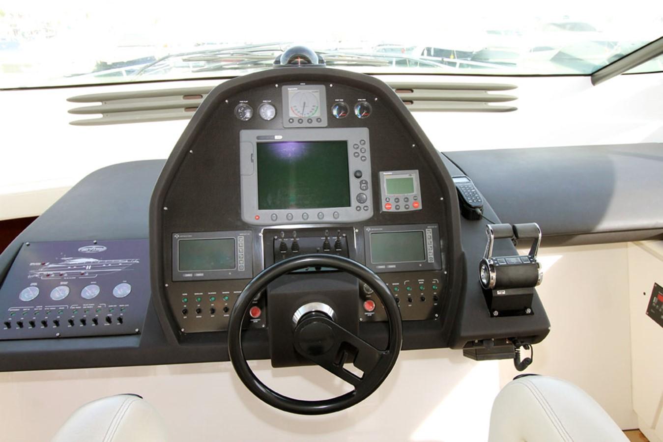 2005 PERSHING 62 Cruiser 1362479