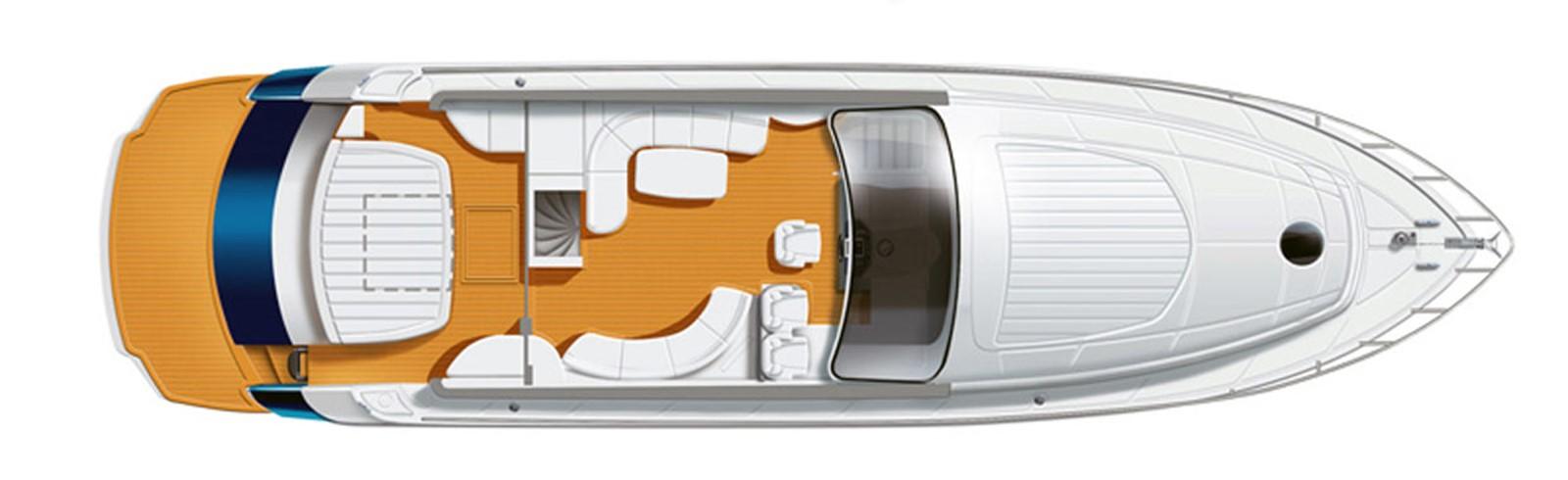 2005 PERSHING 62 Cruiser 1362502