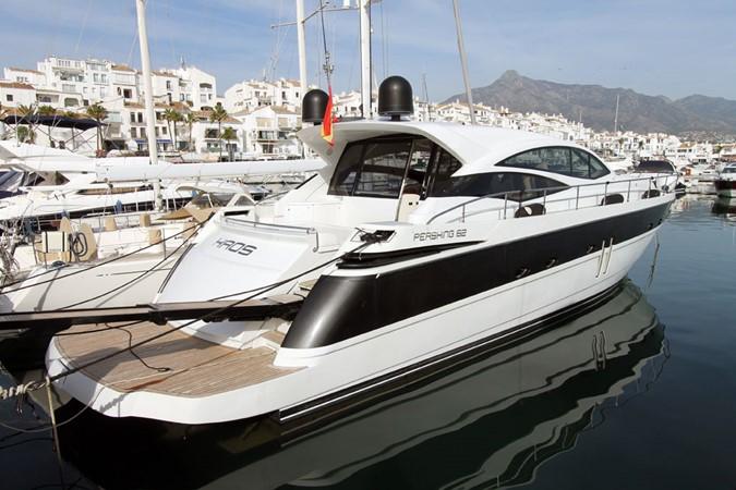2005 PERSHING 62 Cruiser 1362470