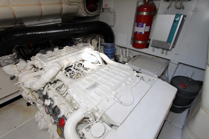 2005 PERSHING 62 Cruiser 1362494