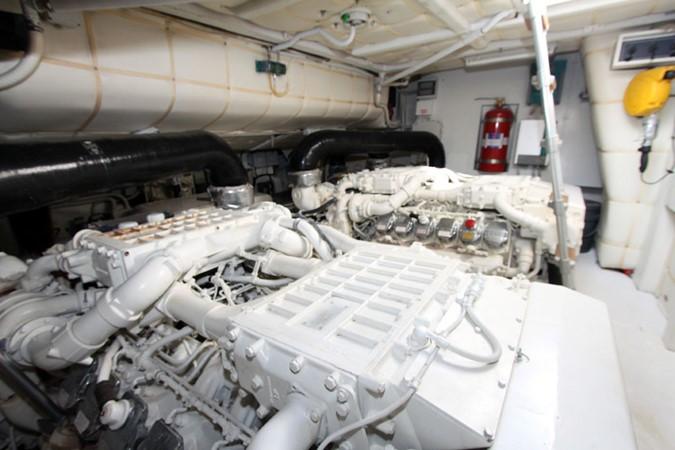 2005 PERSHING 62 Cruiser 1362498