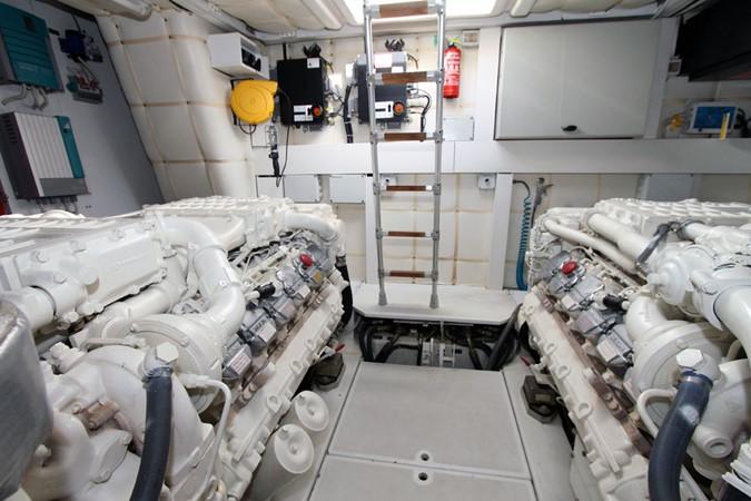 2005 PERSHING 62 Cruiser 1362501