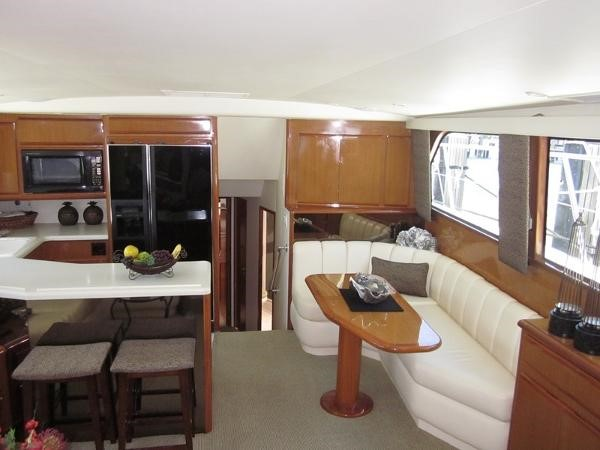 Salon Forward 2000 VIKING  60 Cockpit Sport Yacht  1701040