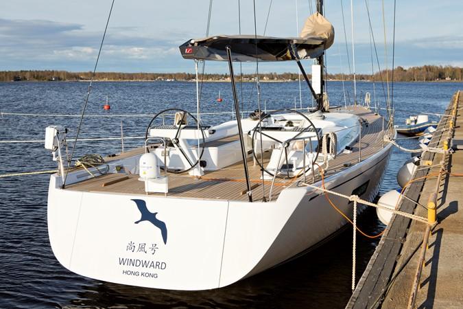 2014 NAUTOR'S SWAN  Cruising Sailboat 1396340