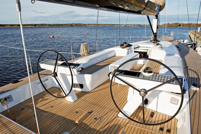 2014 NAUTOR'S SWAN  Cruising Sailboat 1396341