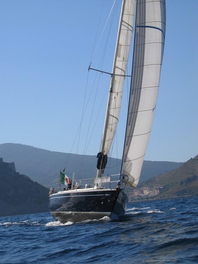 1988 NAUTOR'S SWAN  Cruising Sailboat 1397319