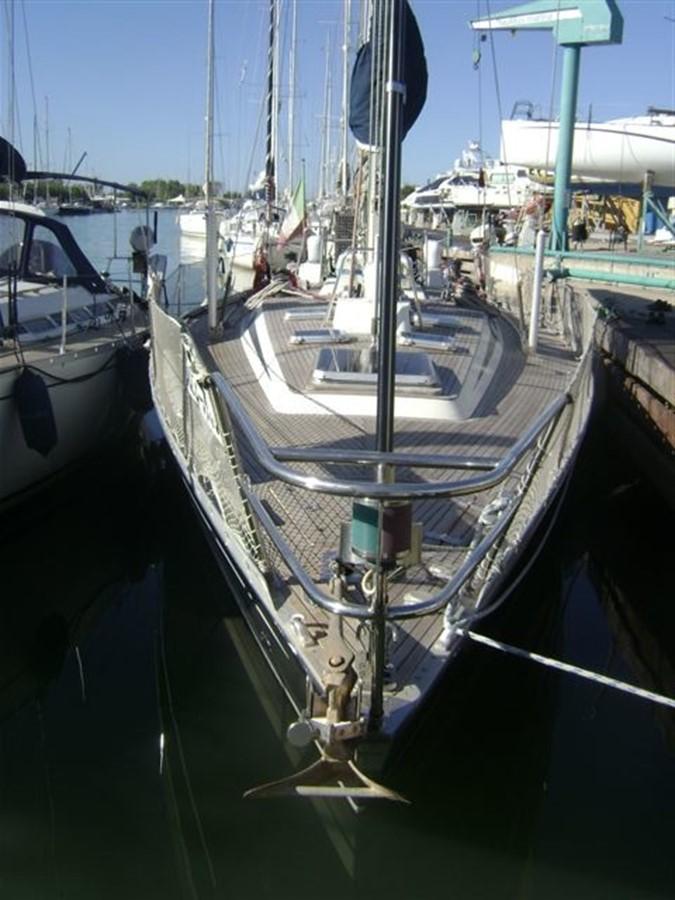 1988 NAUTOR'S SWAN  Cruising Sailboat 1397320