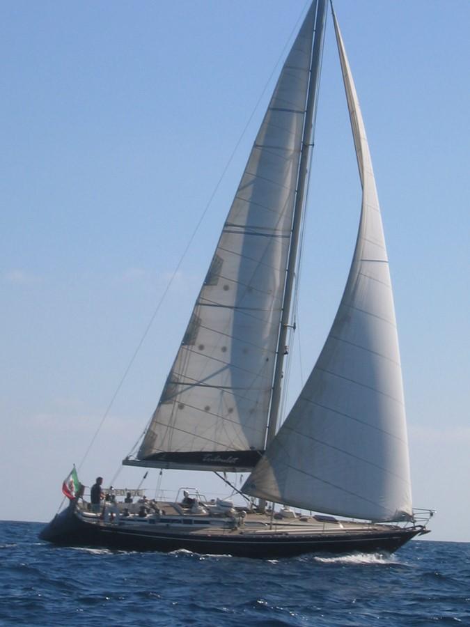 1988 NAUTOR'S SWAN  Cruising Sailboat 1397321