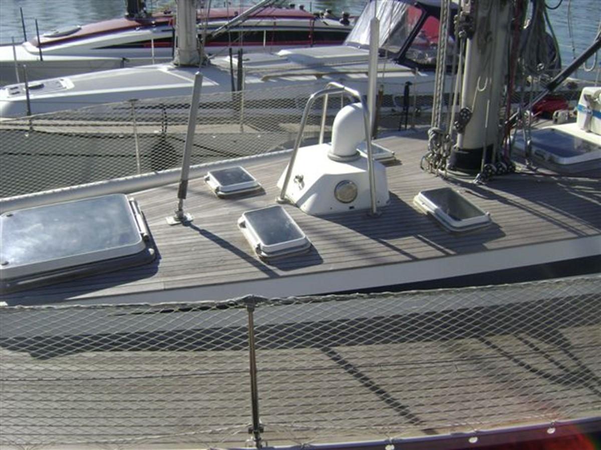 1988 NAUTOR'S SWAN  Cruising Sailboat 1397324