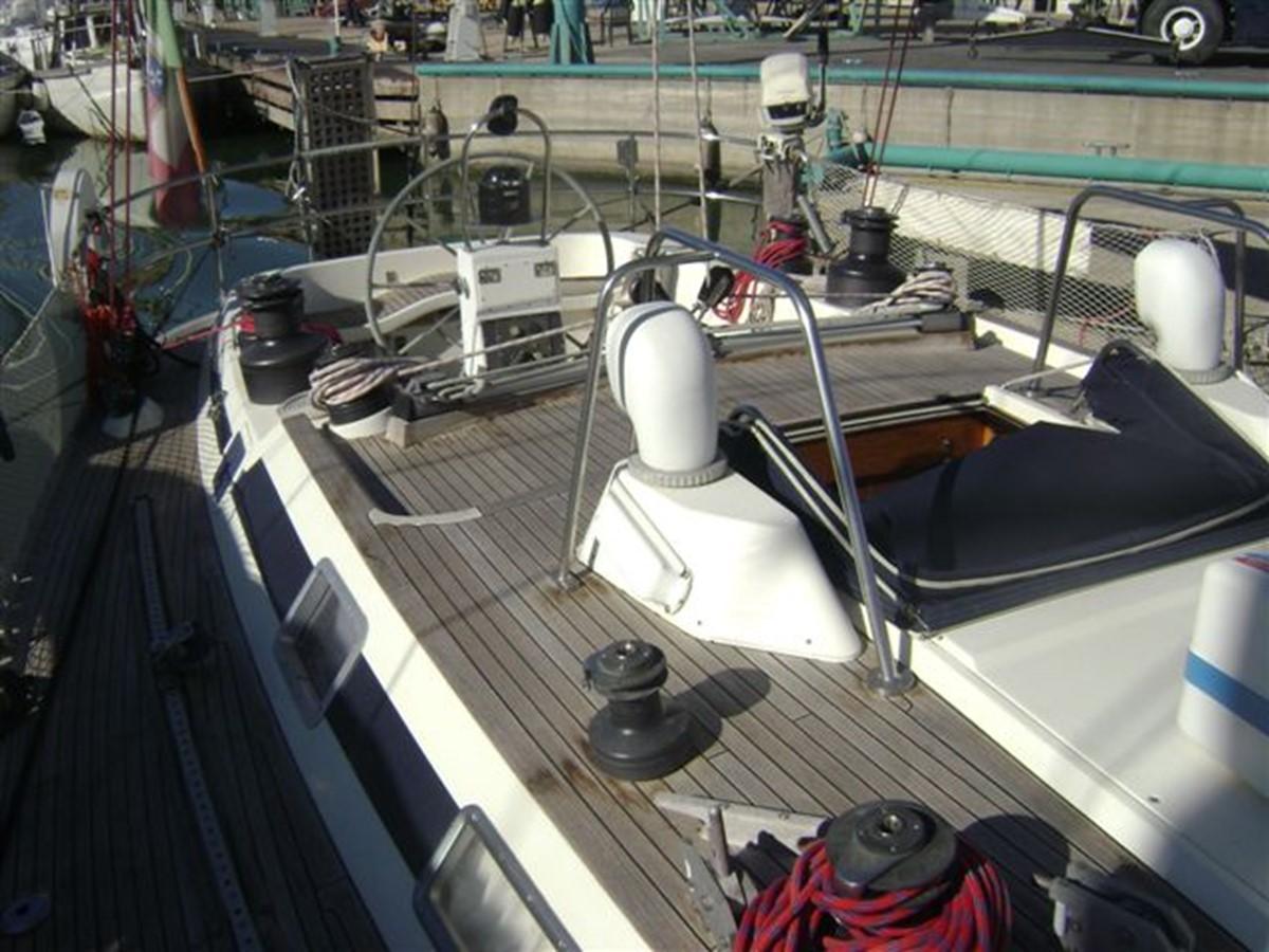 1988 NAUTOR'S SWAN  Cruising Sailboat 1397325