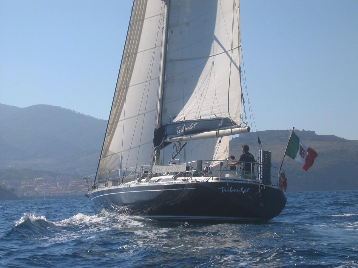 1988 NAUTOR'S SWAN  Cruising Sailboat 1397327