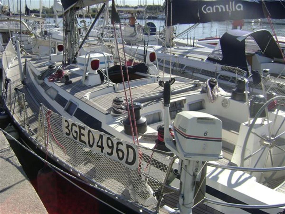 1988 NAUTOR'S SWAN  Cruising Sailboat 1397328