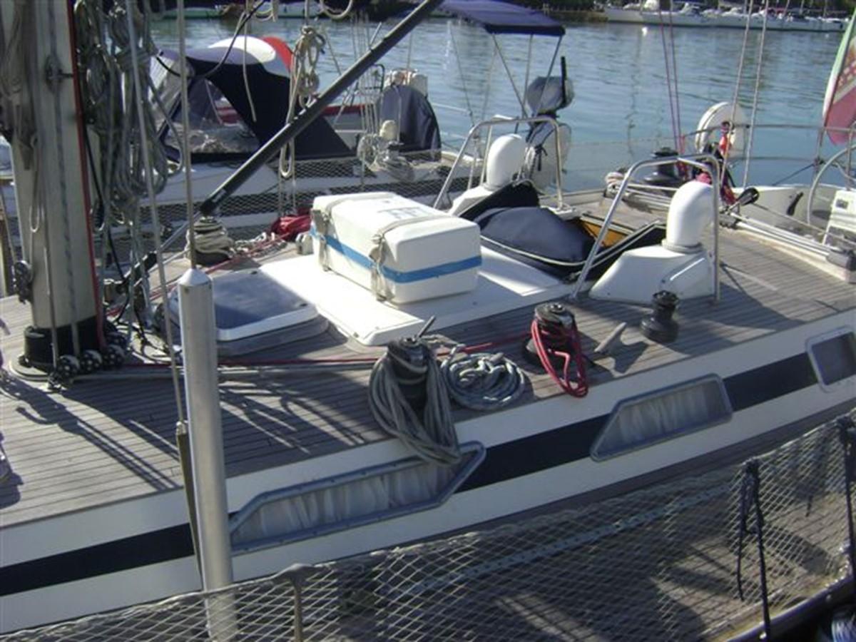 1988 NAUTOR'S SWAN  Cruising Sailboat 1397330