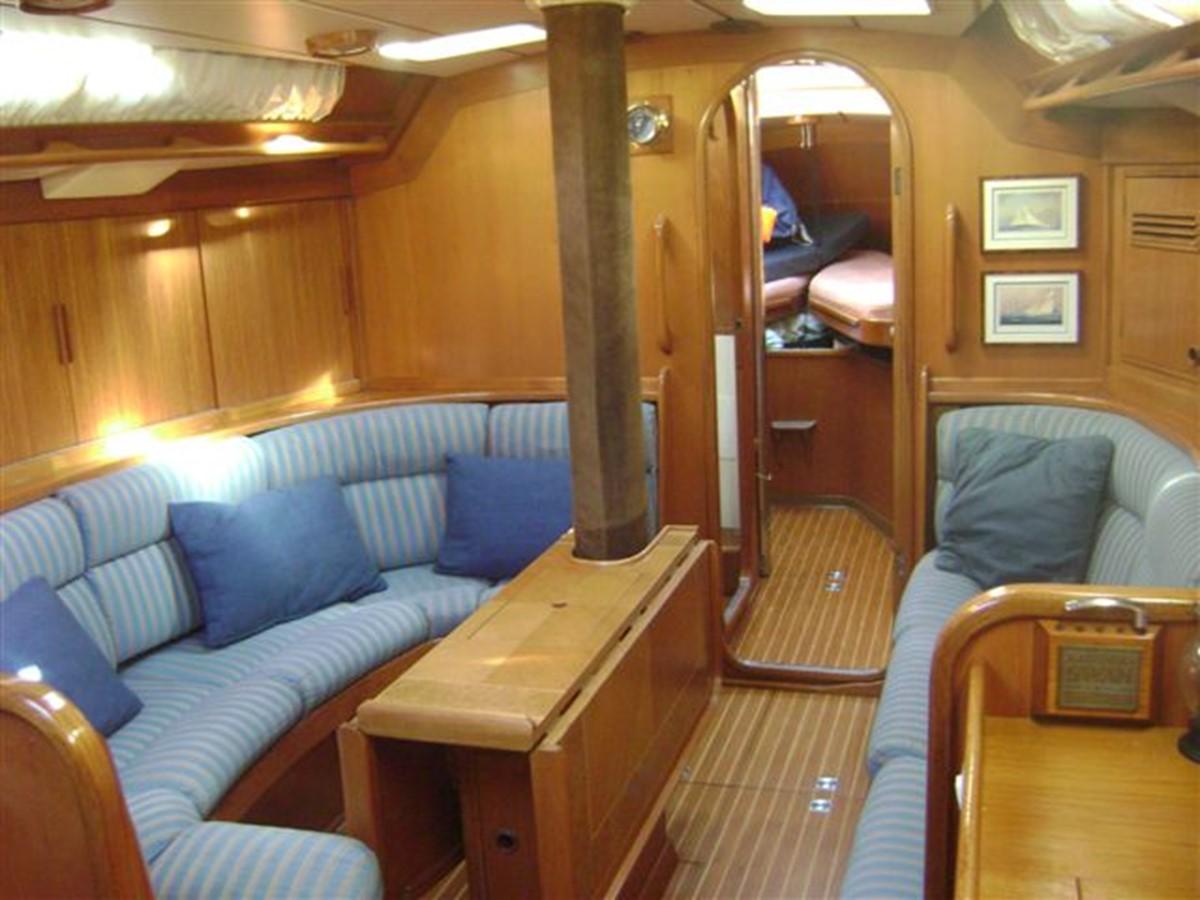 1988 NAUTOR'S SWAN  Cruising Sailboat 1397339