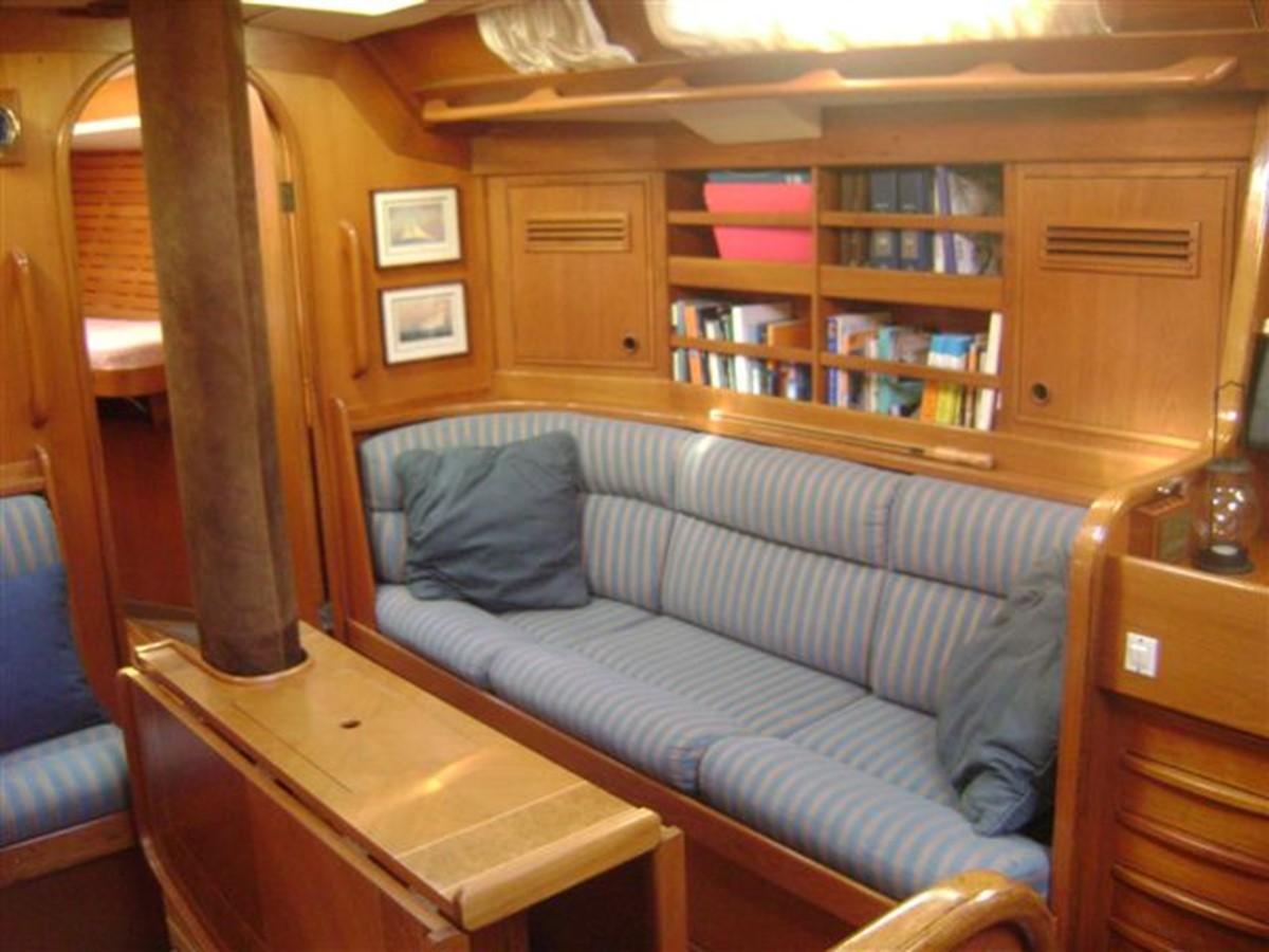 1988 NAUTOR'S SWAN  Cruising Sailboat 1397340