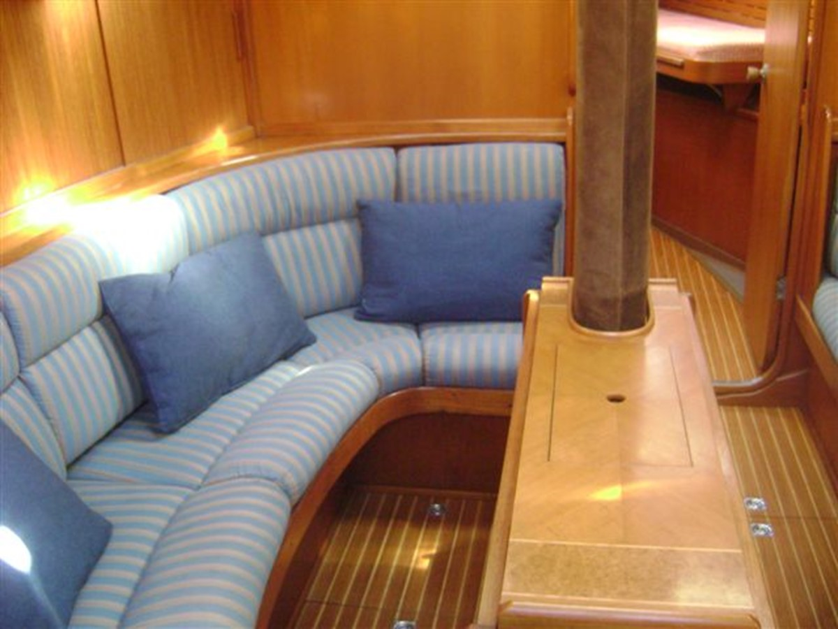1988 NAUTOR'S SWAN  Cruising Sailboat 1397341