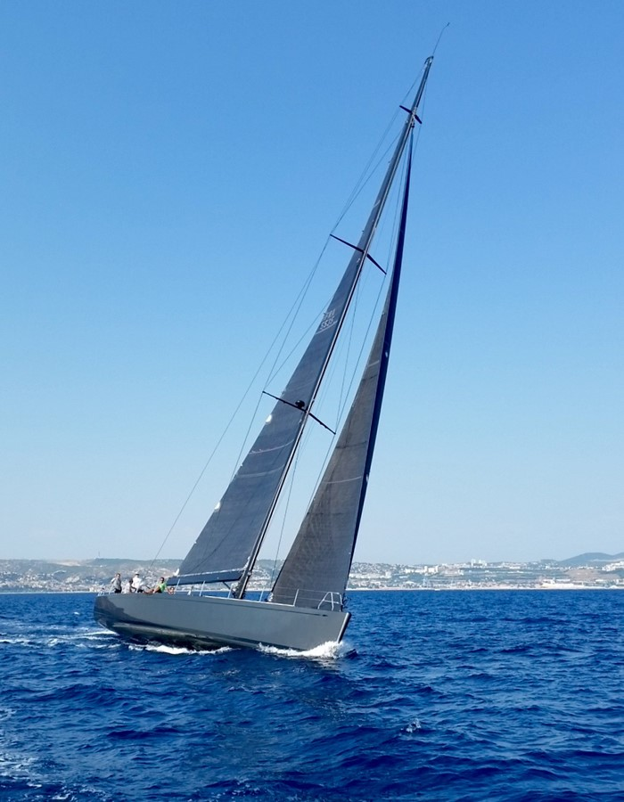 2005 MARTEN YACHTS 72 Cruising Sailboat 1397496