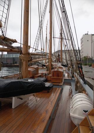 1942 CUSTOM BUILT Three Masted Topsail Schooner Tallship 1404067