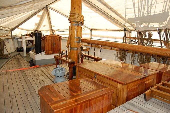 1942 CUSTOM BUILT Three Masted Topsail Schooner Tallship 1417151