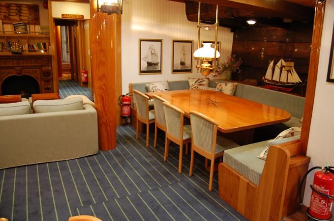 1942 CUSTOM BUILT Three Masted Topsail Schooner Tallship 1417168