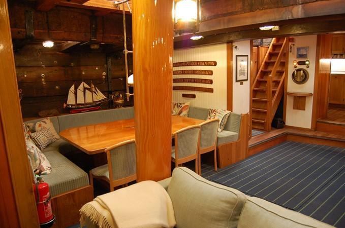1942 CUSTOM BUILT Three Masted Topsail Schooner Tallship 1417170