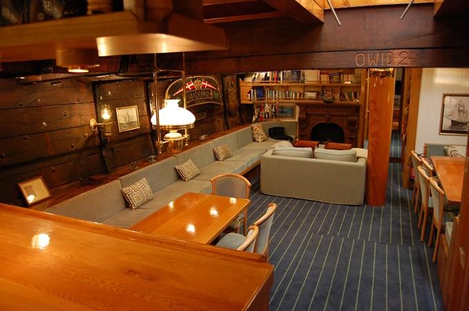 1942 CUSTOM BUILT Three Masted Topsail Schooner Tallship 1417172