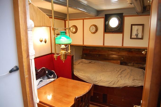 Captains Cabin 1942 CUSTOM BUILT Three Masted Topsail Schooner Tallship 1417180