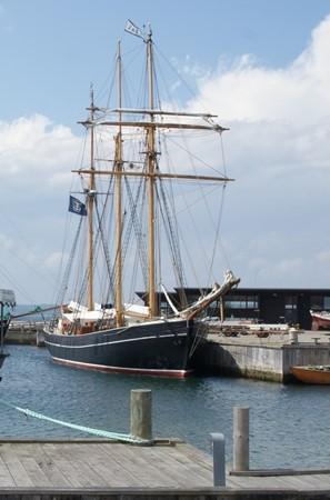 1942 CUSTOM BUILT Three Masted Topsail Schooner Tallship 1417185
