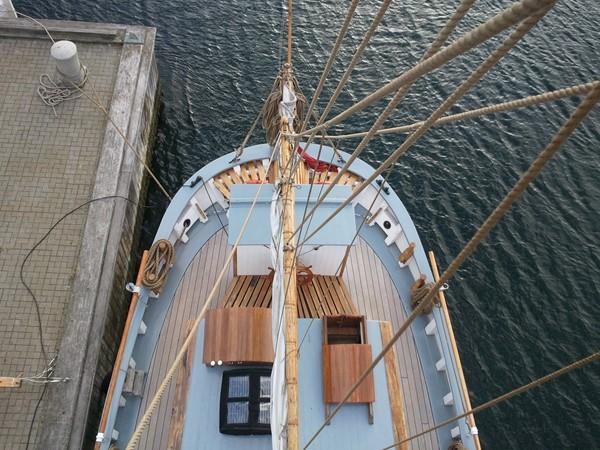 1942 CUSTOM BUILT Three Masted Topsail Schooner Tallship 1522004