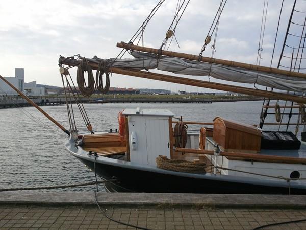 1942 CUSTOM BUILT Three Masted Topsail Schooner Tallship 1522005