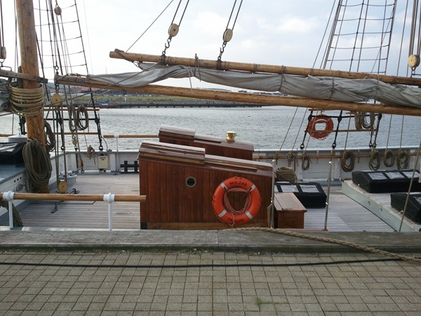 1942 CUSTOM BUILT Three Masted Topsail Schooner Tallship 1522006