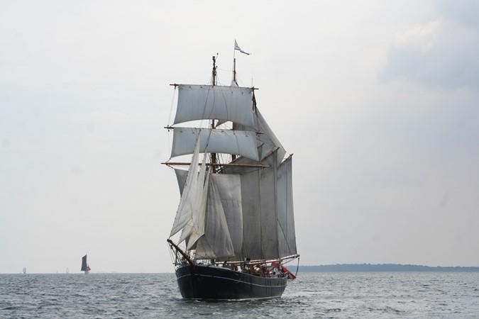 1942 CUSTOM BUILT Three Masted Topsail Schooner Tallship 1522010