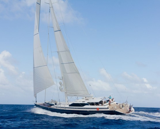 1992 ALLOY ENGINEERING & MARINE  Performance Sailboat 1420846