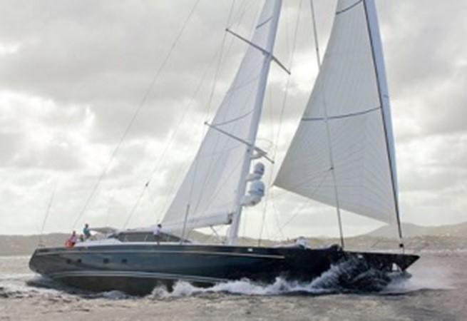 1992 ALLOY ENGINEERING & MARINE  Performance Sailboat 1420862