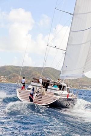 1992 ALLOY ENGINEERING & MARINE  Performance Sailboat 1420864