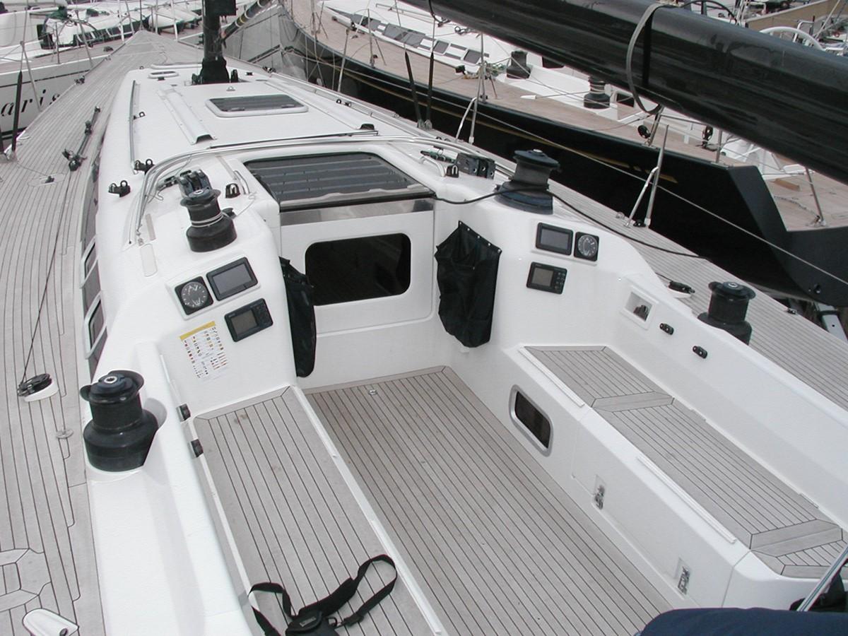 2004 NAUTOR'S SWAN  Cruising Sailboat 1424547