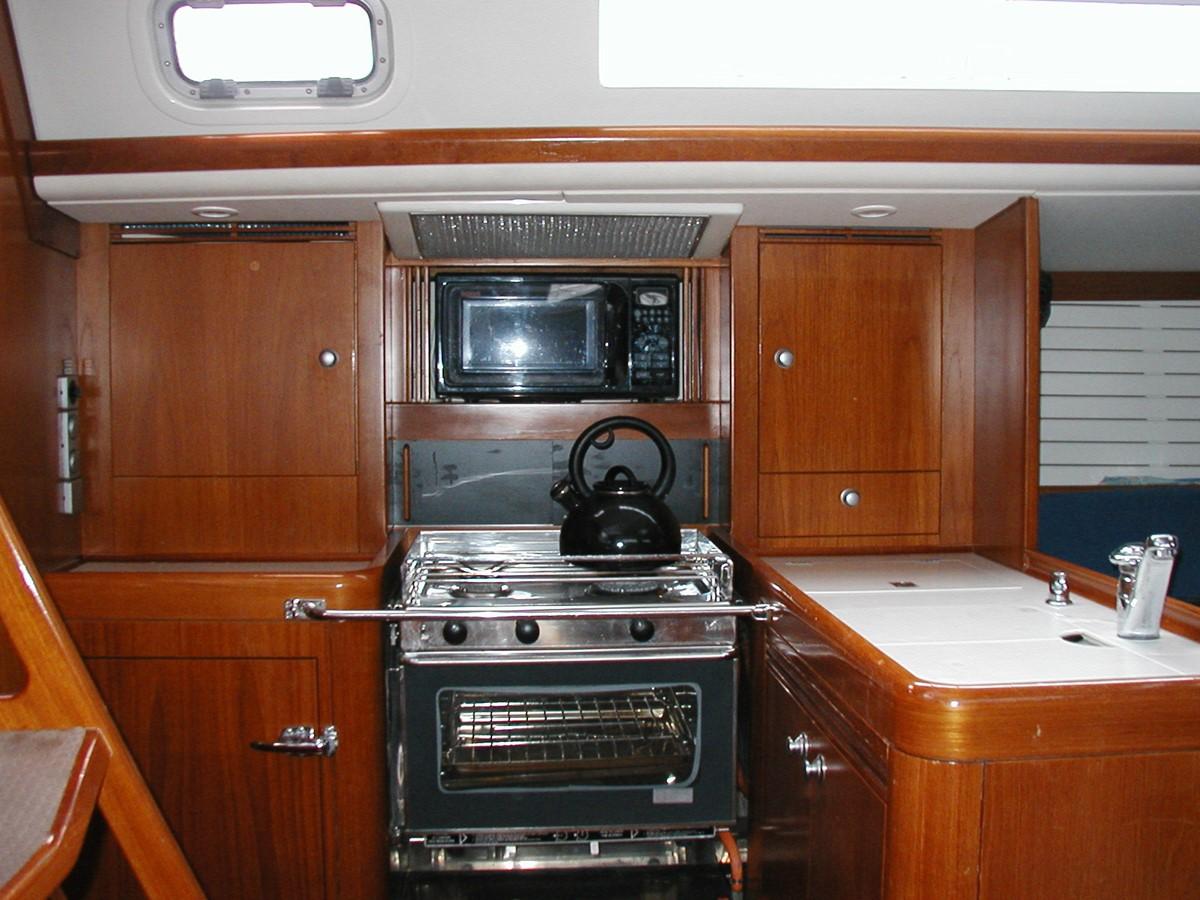 2004 NAUTOR'S SWAN  Cruising Sailboat 1424549