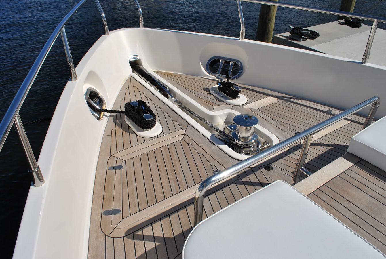 Foredeck 2008 AICON YACHTS  Motor Yacht 1431814