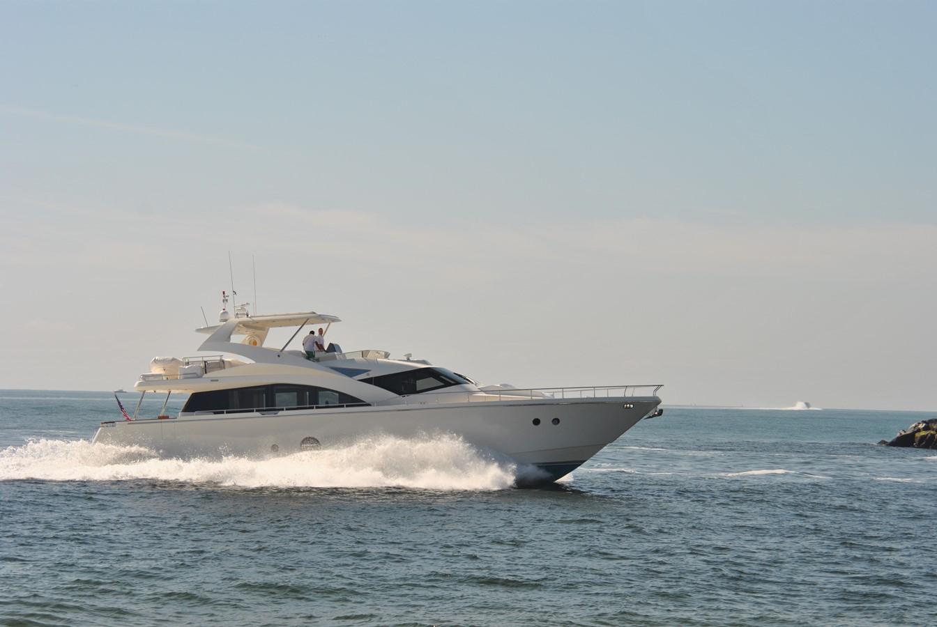 Profile Running 2008 AICON YACHTS  Motor Yacht 1435175