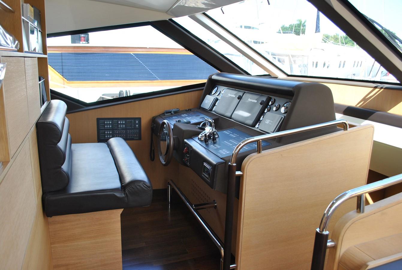 Lower Helm 2008 AICON YACHTS  Motor Yacht 1435178