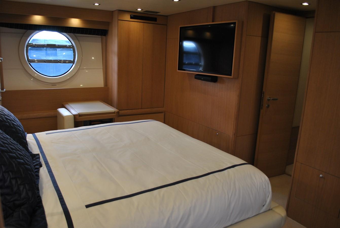 Master Stateroom 2008 AICON YACHTS  Motor Yacht 1568405