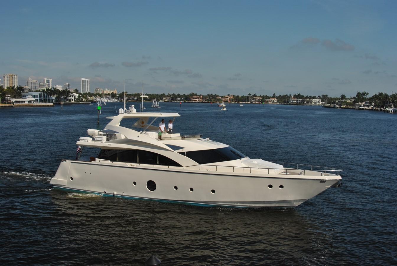 Profile 2008 AICON YACHTS  Motor Yacht 1568406