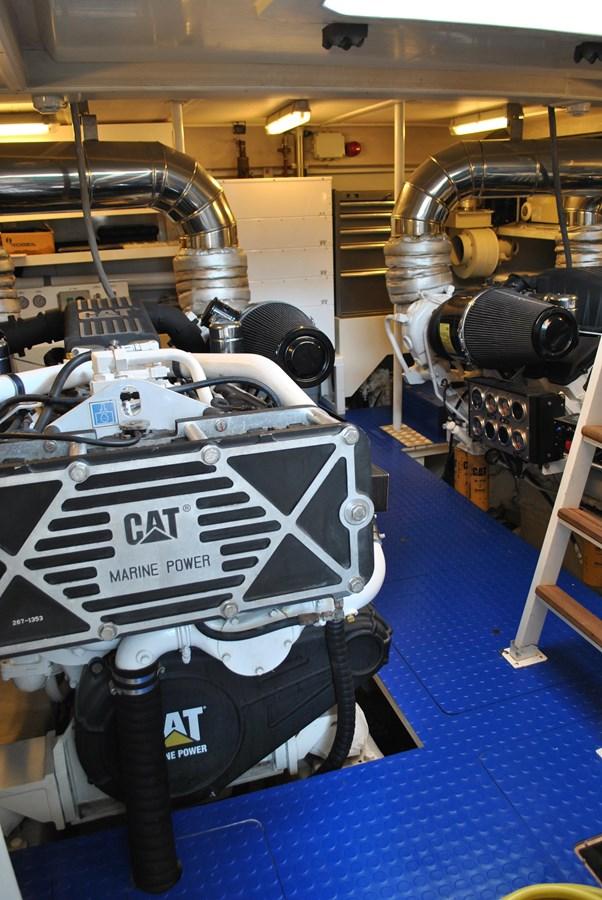 Engine Room #1 2008 AICON YACHTS  Motor Yacht 1568407