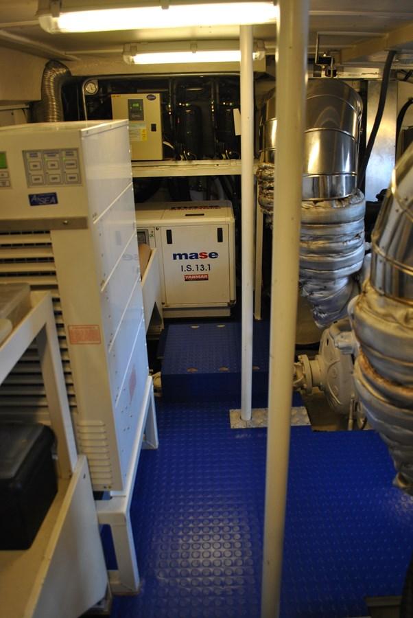 Engine Room #2 2008 AICON YACHTS  Motor Yacht 1568408