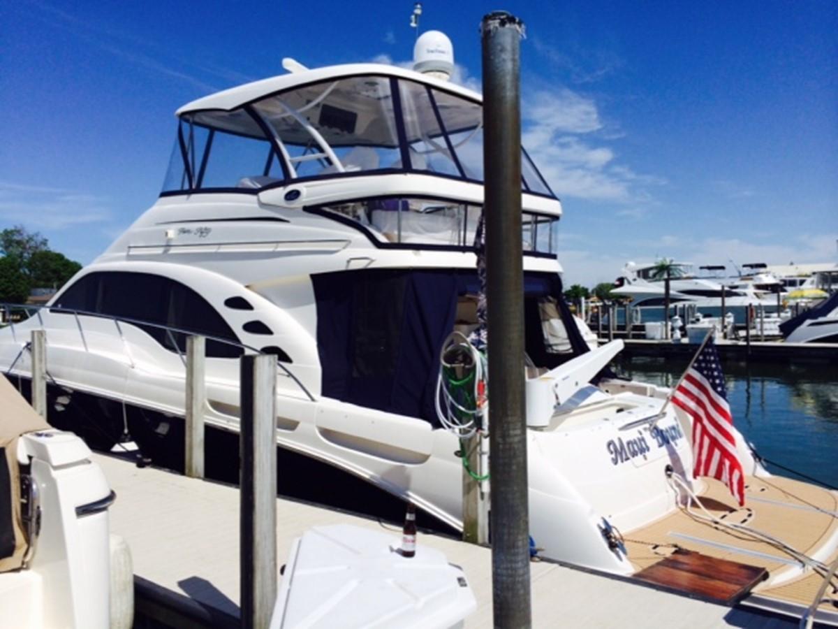 2005 SEA RAY Sedan Bridge Motor Yacht 1443819