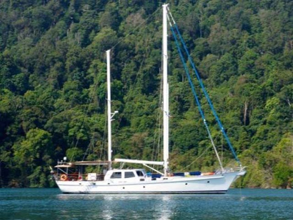1978 CUSTOM Custom Ketch Cruising Ketch 1448868