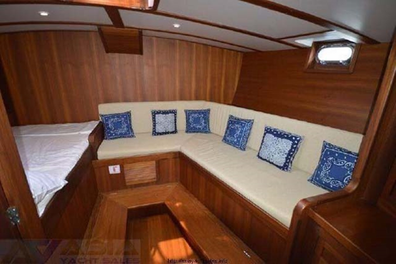 1978 CUSTOM Custom Ketch Cruising Ketch 1448880