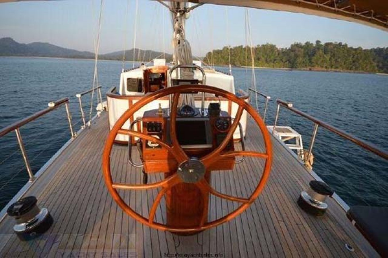1978 CUSTOM Custom Ketch Cruising Ketch 1448886