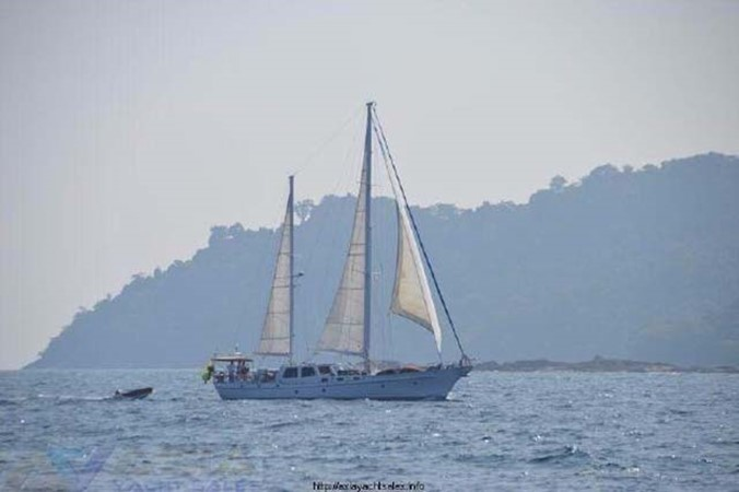 1978 CUSTOM Custom Ketch Cruising Ketch 1448870