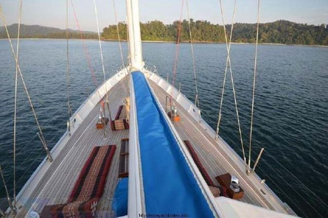 1978 CUSTOM Custom Ketch Cruising Ketch 1448888